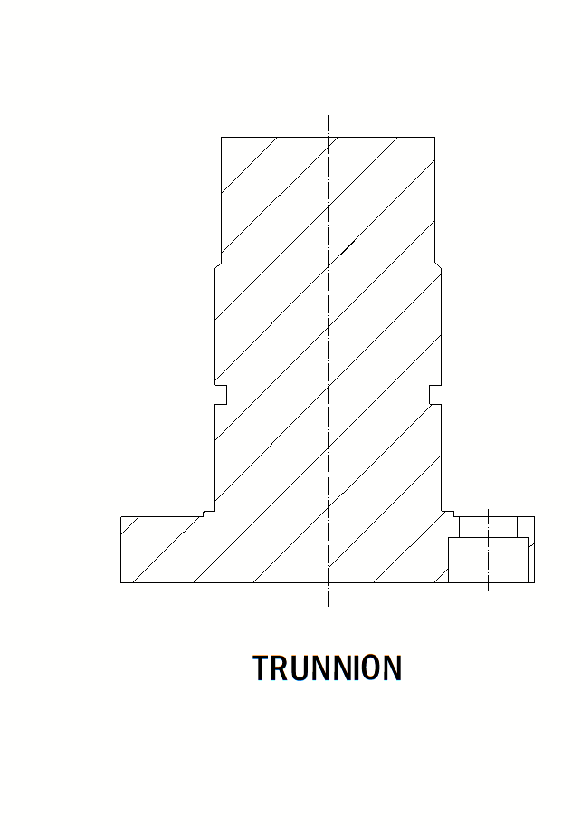 Trunnion