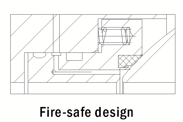 fire safe design