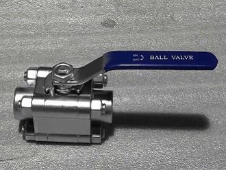 small size ball valve
