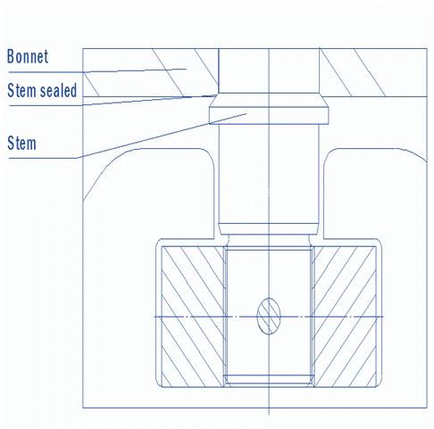 parllel slide gate valve t-shape connetcion