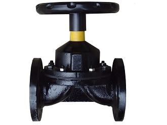 diaphragm valve